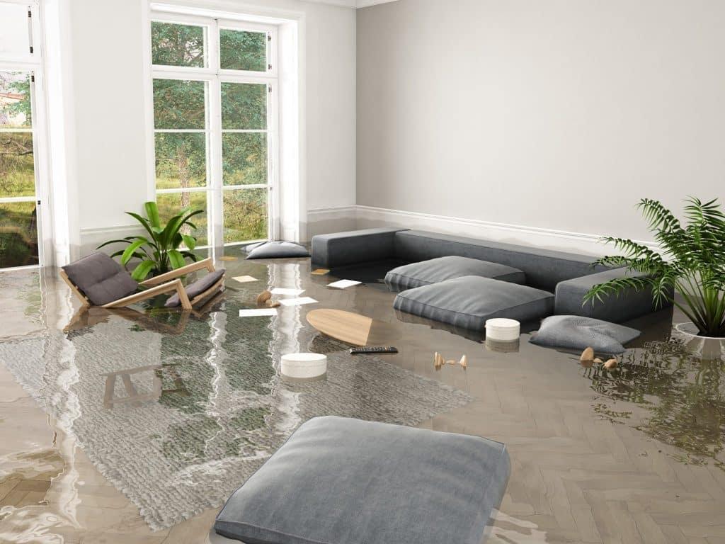 Water Damage Restoration in Boca Raton Florida