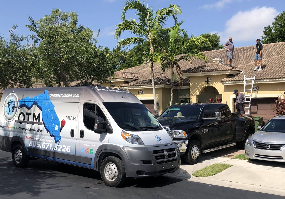 Water Damage Restoration and Mold Removal Experts in Delray Beach Florida