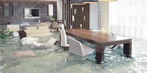 Water Damage in Miami Florida